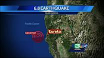 Quake science: Why no tsunami warning from latest earthquake?