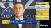 CNBC update: Cruz calls Trump 'pathological liar'