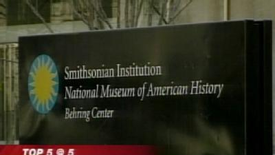 Sanders Rips Smithsonian For Trinkets Made In China
