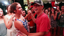 Scotty McCreery Parties with DuckDynasty