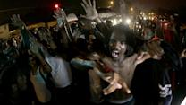 One Shot, Seven Arrested in Ferguson Protests