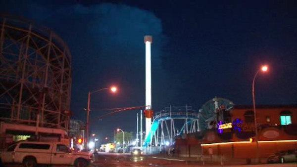 Astrotower to be partially dismantled