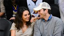 Mila Kunis and Ashton Kutcher Are Officially Married!