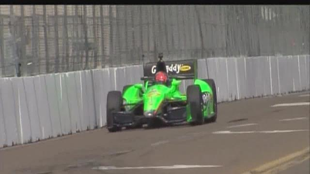 St. Pete Grand Prix gets under way