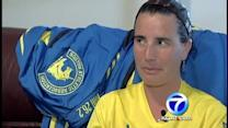UNM Medical student helped in Boston