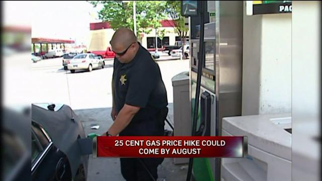 Experts Predict Major Spike In Gas Prices