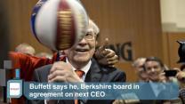Berkshire Hathaway News - Warren Buffett, USD, Charlie Munger