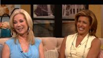 Kathie Lee Gifford And Hoda Kotb Play The Risque 'Fifty Shades of Grey' Game!