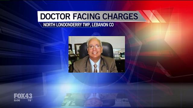 Doctor Faces Sex Assault Charges From 19 Former Patients