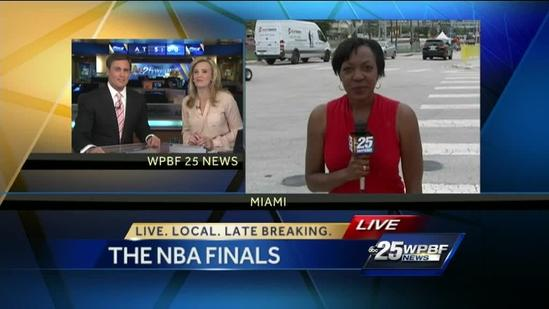 Birdman, other Heat players prepare for Finals showdown with Spurs