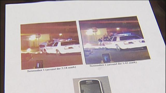 Cell phone video released of alleged beating by deputies