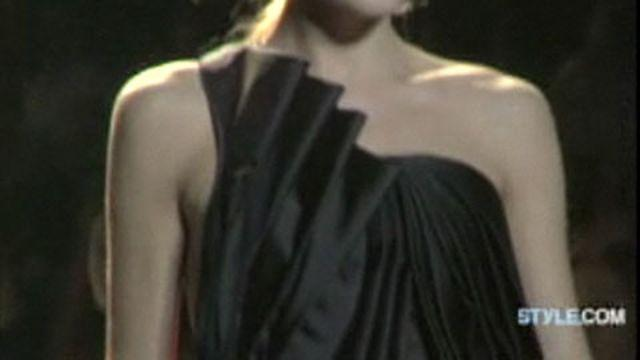 Style.com Fashion Shows - Zac Posen: Fall 2006 Ready-to-Wear