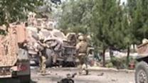 Deadly Suicide Bomb Attack Targets NATO Vehicles in Kabul