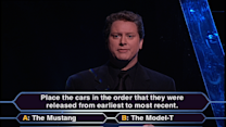 Who Wants to be a Millionaire?: One Hundred Dollars