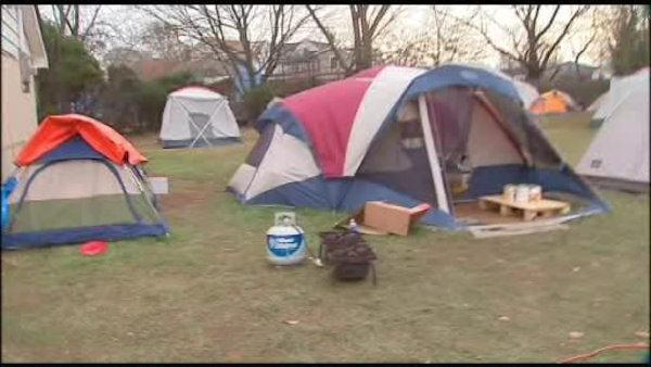 Response villiage lends helping hand to Sandy victims