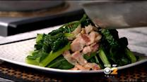 Stephanie & Tony's Table: Bacon & Collard Greens