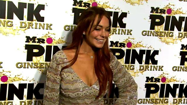 Lindsay Lohan Still Taking Adderall While in Rehab