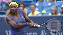 Tennis : Serena Beats Wozniacki To Reach Cincinnati Final