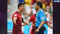 Every Time Cristiano Ronaldo Complained At The World Cup