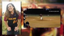 Softball Pitcher Throws Perfect Game, Loses