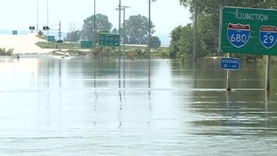DNR Documents Flood Damage In Iowa