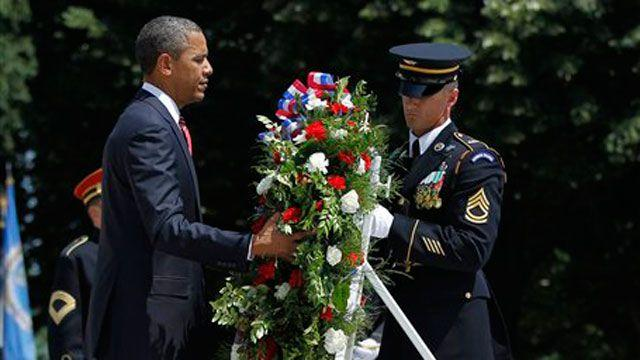 Policy and politics on Memorial Day