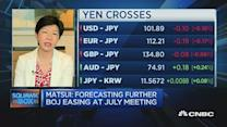 How will yen surge affect Japanese exporters?