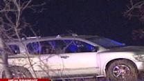 1 Killed In Okmulgee County Wreck; Ice To Blame