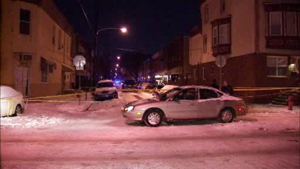 Tow truck driver finds woman shot in South Philadelphia