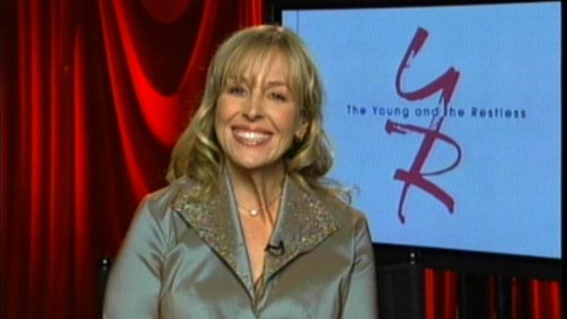 The Young and the Restless - You Ask, They Tell : Genie Francis