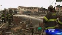 Sandy blamed for at least 48 deaths in northeast