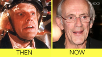 """The cast of """"Back To The Future"""" then and now"""