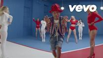 Pharrell Williams Introduces New Video: 'Marilyn Monroe'
