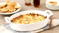 Artichoke Dip With Fontina Cheese