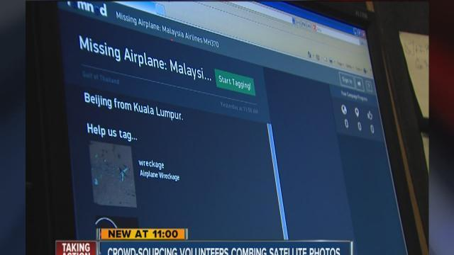 you can help find missing airliner with crowdsourcing