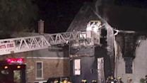 2 dead in Chicago Heights fire in 200-block of East 24th Street