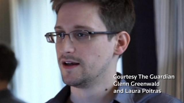 Fugitive Snowden in running for European rights prize