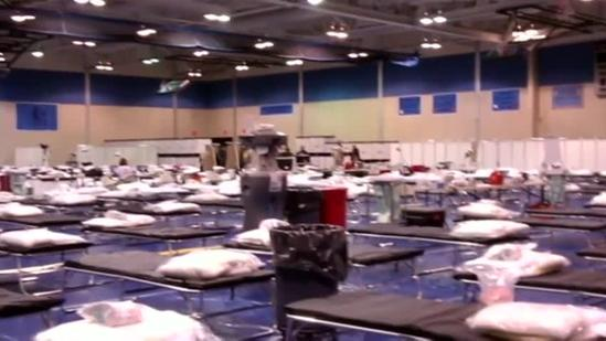 Wisconsin medical team helps storm victims