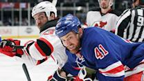 Devils, Rangers battle far from over