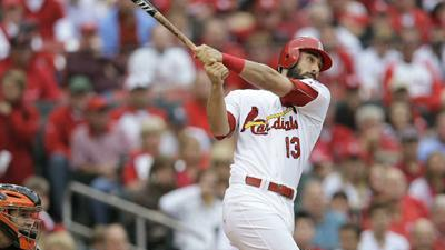 Cards Beat Giants 3-1, Lead NLCS 2-1