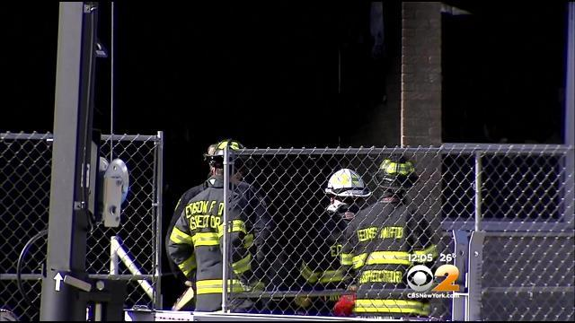 Investigators Search For Clues After Suspicious NJ Elementary School Fire