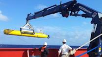 2 Ships Hunt for Black Boxes From Missing Jet