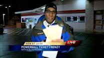 Many hoping to win big with Powerball jackpot