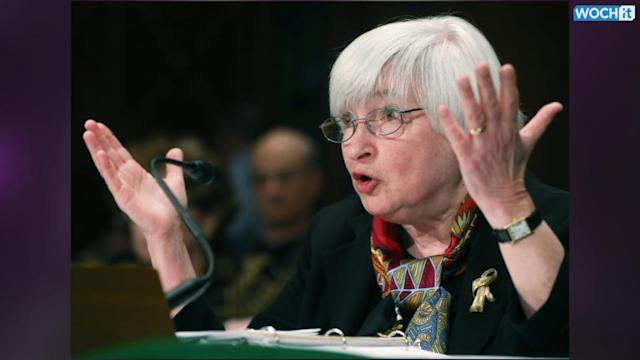 Fed's Yellen To Appear Before Senate Banking Committee On July 15