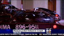 Motorcyclist Killed In Sun Valley Crash