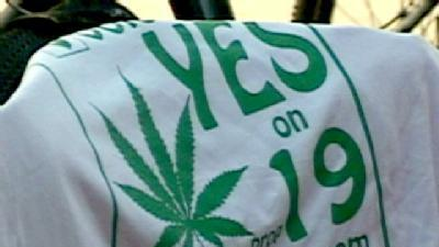Prop 19 Gets Financial Backing