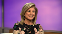 Arianna Huffington chats with Yahoo Finance