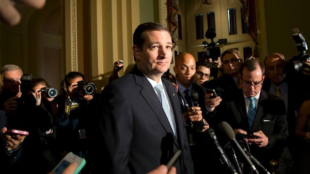 Ted Cruz Faults Fellow Republicans for Agreeing to 'Lousy' Deal to Re-Open the Government