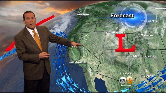 Josh Rubenstein's Weather Forecast (May 7)