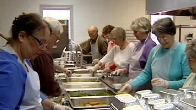 March For Meals Helps Fight Hunger